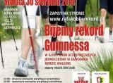 Bicie Rekordu Guinnessa w Nordic Walking