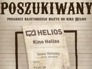 Urodzinowy konkurs w kinie Helios