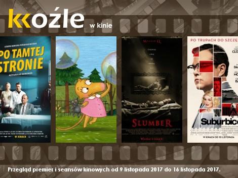 Plakat: KKoźle w kinie! Nr 77.