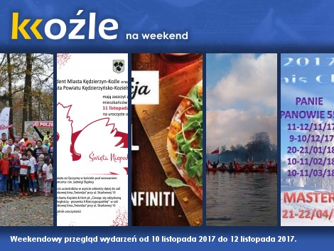 Plakat: KKoźle na weekend! Nr 72.