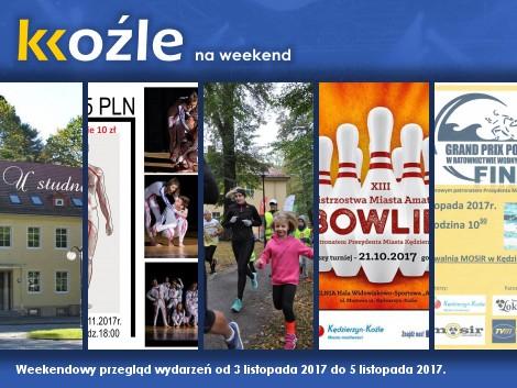 Plakat: KKoźle na weekend! Nr 71.