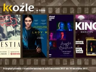 Plakat: KKoźle w kinie! Nr 68.