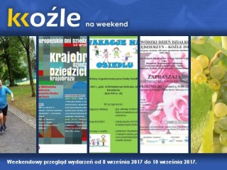 Plakat: KKoźle na weekend! Nr 63.