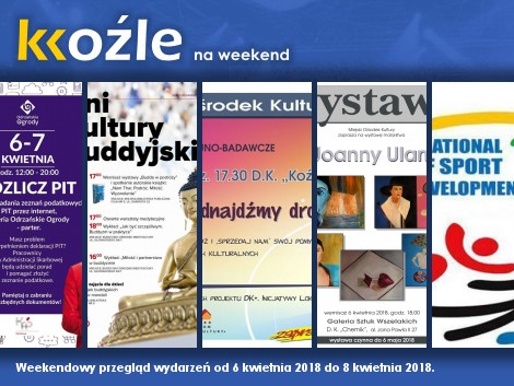 Plakat: KKoźle na weekend! Nr 93.