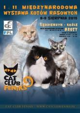 I i II Międzynarodowa Wystawa Kotów Rasowych