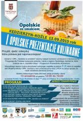 I Opolskie Prezentacje Kulinarne