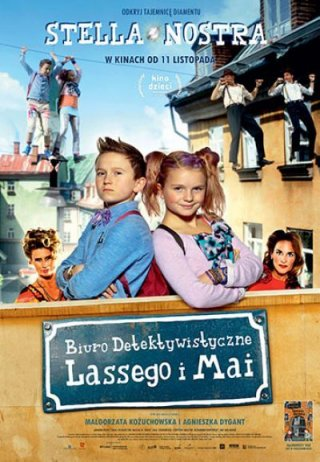 Biuro detektywistyczne Lassego i Mai. Stella Nostra
