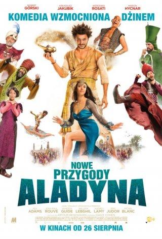 Nowe przygody Aladyna /dubbing