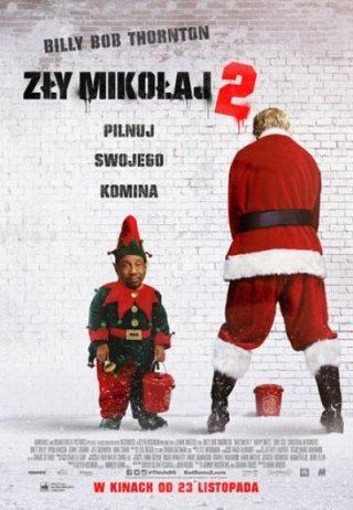 Zły Mikołaj 2 /napisy