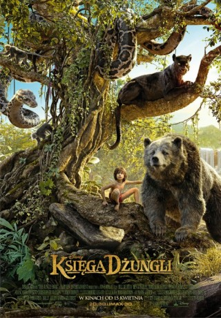 Księga dżungli /dubbing/2D