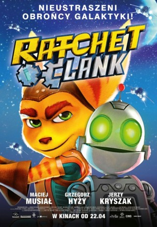 Ratchet and Clank /dubbing