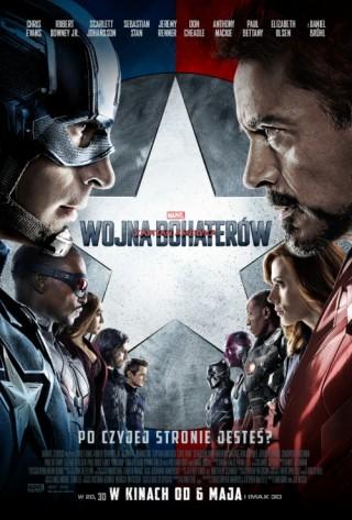Kapitan Ameryka: wojna bohaterów /dubbing/2D