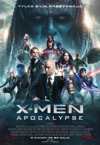 X-Men: Apocalypse /dubbing/2D