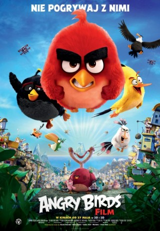 Angry Birds Film /dubbing/2D