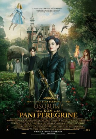 Osobliwy dom Pani Peregrine /dubbing