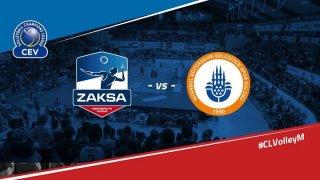 Liga Mistrzów: ZAKSA Kędzierzyn-Koźle vs BBSK Istambul