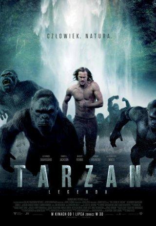 Tarzan: Legenda /dubbing/3D