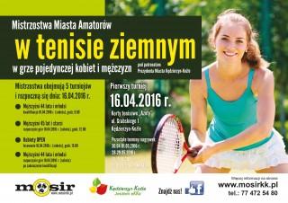 Mistrzostwa Miasta Amatorów w tenisie ziemnym
