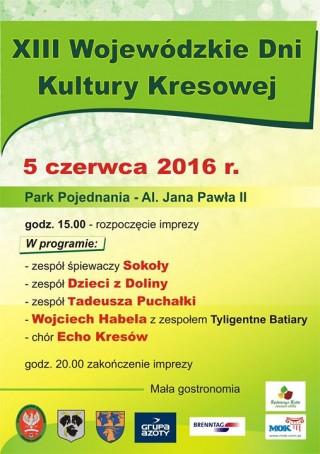 Dni Kultury Kresowej w Kędzierzynie-Koźlu