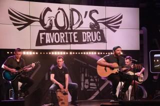 God`s Favorite Drug