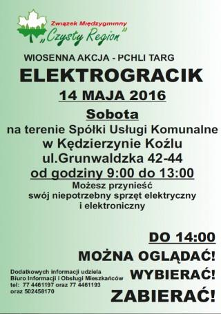 Elektrogracik