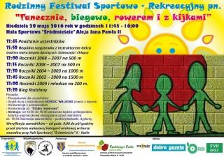 Festiwal Sportowo-Rekreacyjny