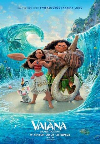 Vaiana: Skarb oceanu /dubbing/2D