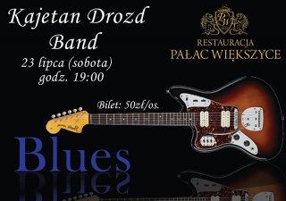Blues w pałacu