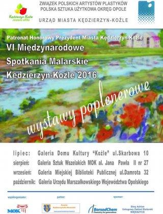 Wystawa poplenerowa Spotkań Malarskich