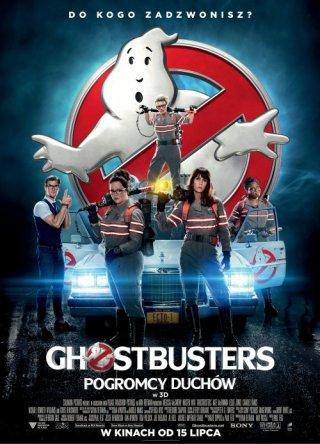 Ghostbusters. Pogromcy duchów /napisy/2D