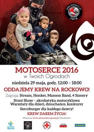 MOTOSERCE 2016