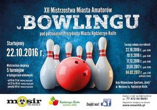 XII Mistrzostwa Amatorów w bowlingu