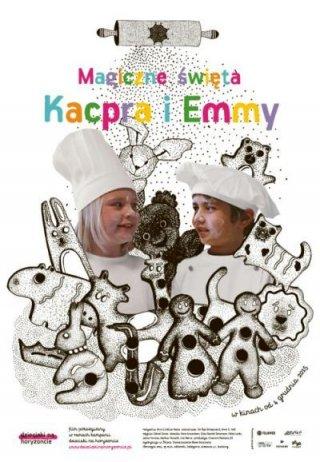 Kacper i Emma - Magiczne Święta /dubbing