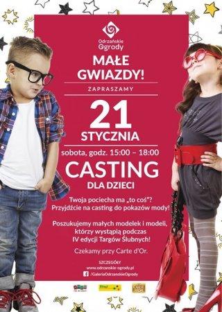 Casting dla dzieci