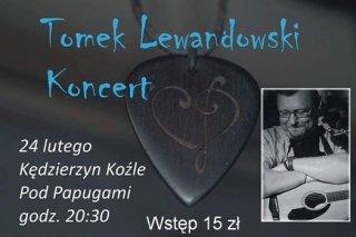 Tomek Lewandowski Pod Papugami