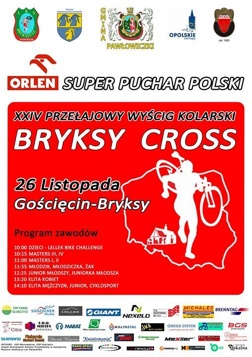 Plakat: Bryksy Cross 2017