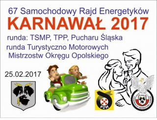 "Start Rajdu ""KARNAWAŁ 2017"""