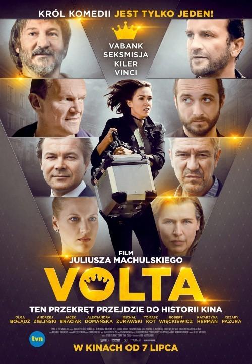 Plakat: Volta