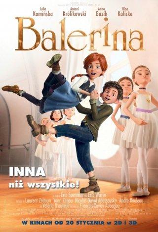 Balerina /dubbing/2D