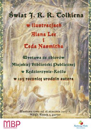 Świat Tolkiena w ilustracjach Alana Lee i Teda Nesmitha
