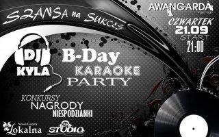 DJ KYLA B-Day Karaoke Party