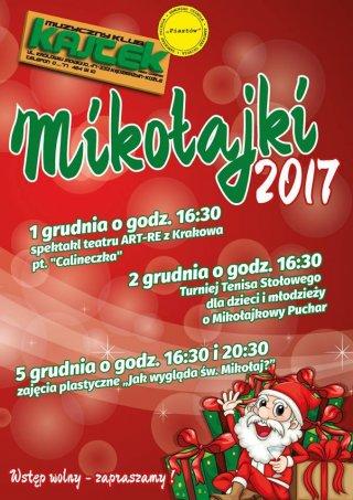 """Mikołajki w """"Kajtku"""" - spektakl """"Calineczka"""""""