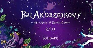 Bal Andrzejkowy w stylu Alicji W Krainie Czarów
