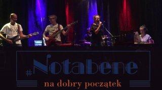 Andrzejki z zespołem Notabene