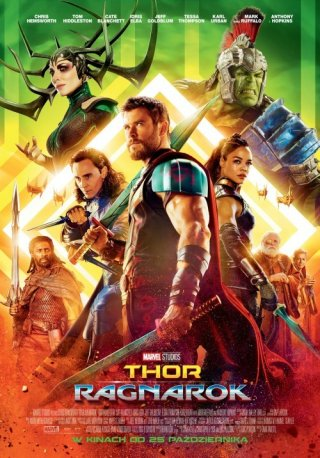Plakat: Thor: Ragnarok