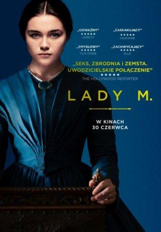Plakat: Lady M.