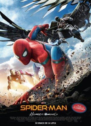 Plakat: Spider-Man: Homecoming