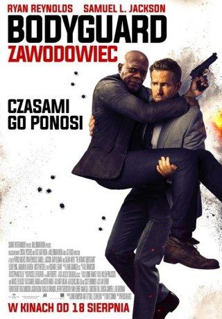 Plakat: Bodyguard Zawodowiec