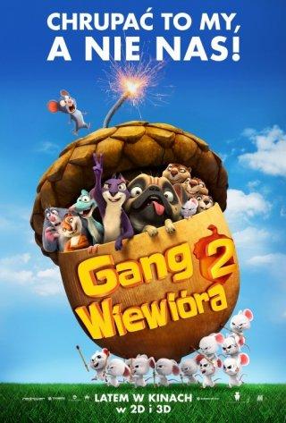 Plakat: Gang Wiewióra 2