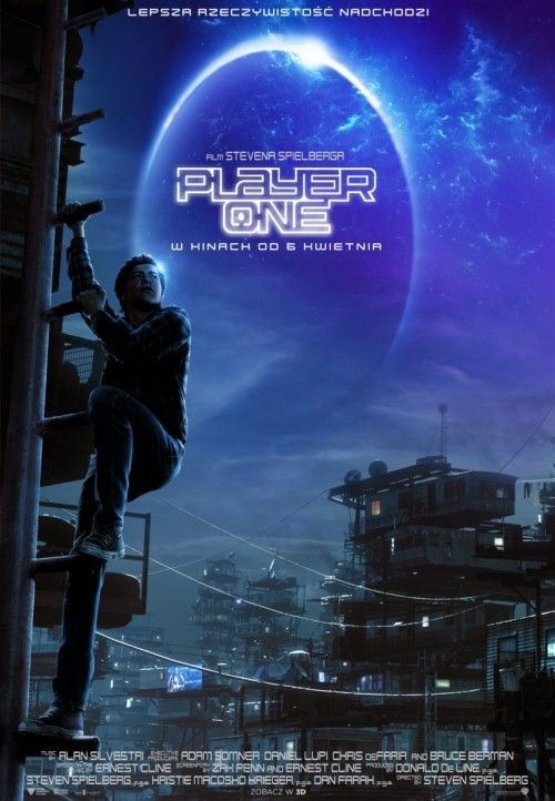 Plakat: Player One